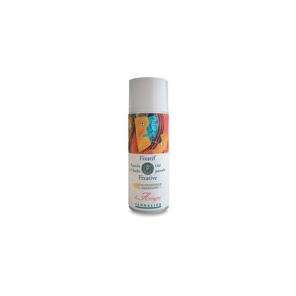 Sennelier Fixativ - 400 ml spraydåse